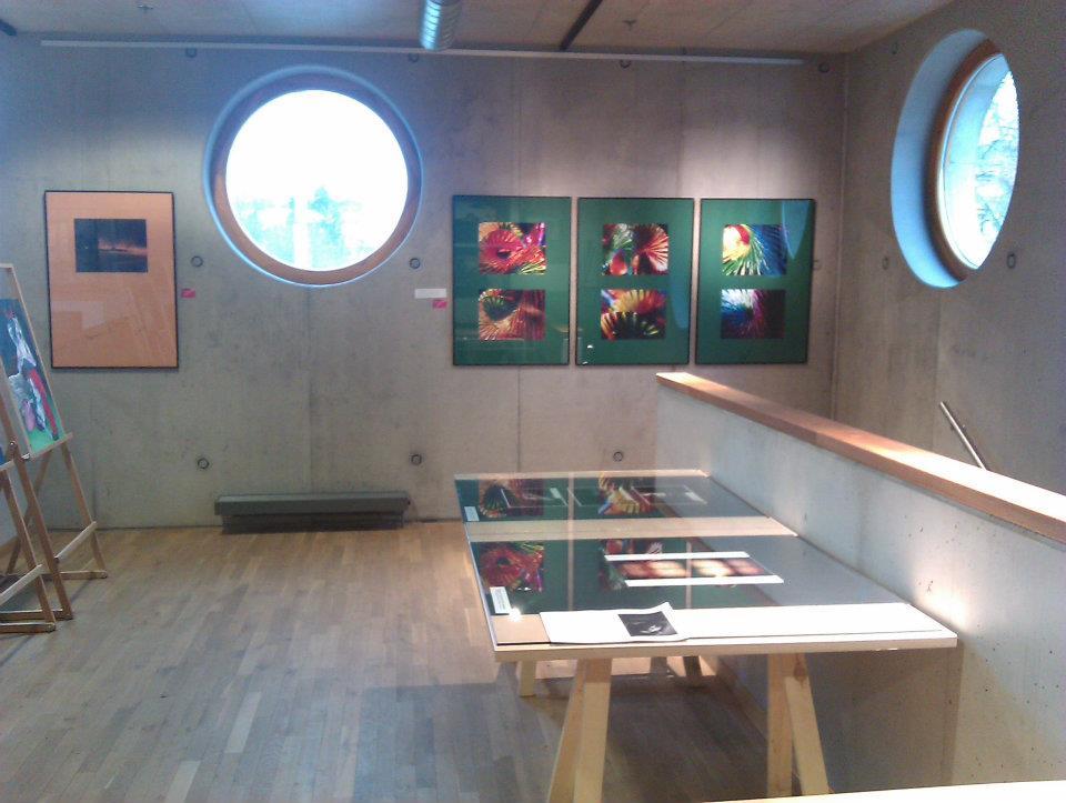 Vystava Galerie U přívozu, Studijní a věděcká knihovna, Hradec Králove.